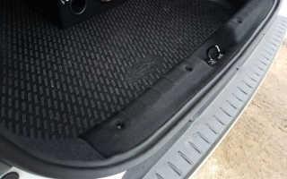Как навсегда забыть о царапинах на пластике в багажнике Лада Веста?