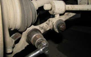 Замена сайлентблоков передней подвески ВАЗ 2109