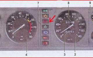 ВАЗ 2107: особенности приборной панели