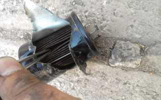 ВАЗ 2114: замена топливного фильтра