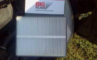 Замена салонного фильтра Лада Приора: пошаговая инструкция