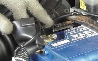 Замена и ремонт стартера