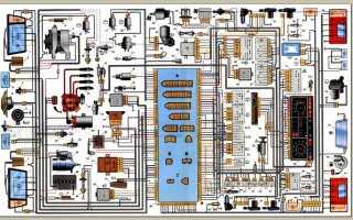 ВАЗ 2108: схема проводки и электрооборудование