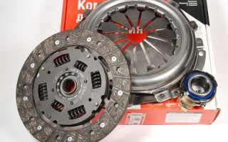 Замена диска сцепления ВАЗ-2110