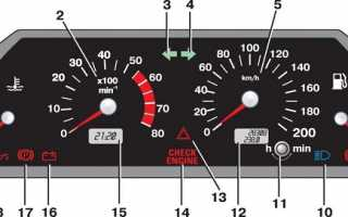 Как поменять подсветку панели приборов на ВАЗ 2114: инструкция