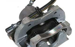 Суппорт на ВАЗ 2110: особенности и ремонт