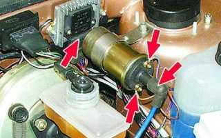 ВАЗ 2108: схема и конструкция коммутатора