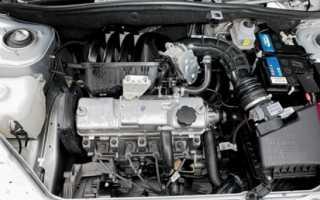 Лада Калина: особенности работы двигателя