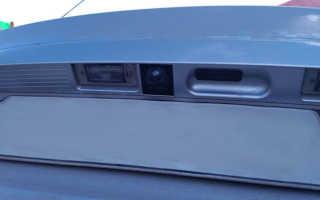 Установка кнопки открывания багажника на Lada Vesta своими руками