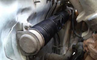 Замена пыльников рулевой рейки ВАЗ 21099 в домашних условиях