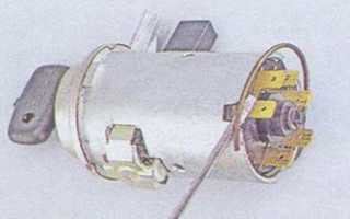 Схема и подключение замка зажигания ВАЗ 2106