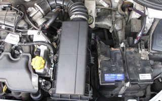 Установка впуска от Ford Mondeo на Lada Vesta