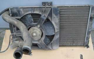 Радиатор на ВАЗ 2114: замена своими руками