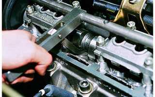 ВАЗ 2108: регулируем клапана своими руками