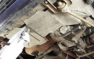 Замена радиатора и вентилятора охлаждения двигателя