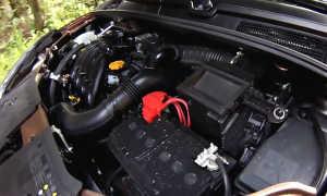 Замена воздушного фильтра Lada XRay