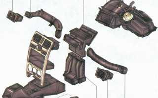 Инструкция по ремонту печки на Лада Приора