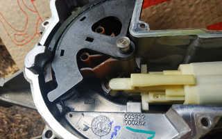 Как снять и смазать актуатор сцепления Lada Vesta (робот) в домашних условиях?