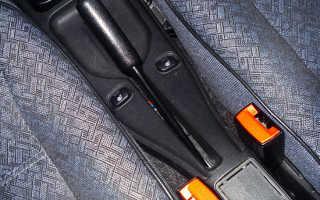 Как подтянуть ручник ВАЗ 2107. Регулируем ручной тормоз