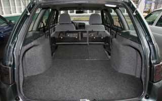 Доработка и тюнинг багажника ВАЗ 2111