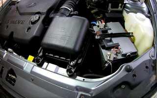 Как снять аккумулятор на Лада Приора, Калина или Гранта?