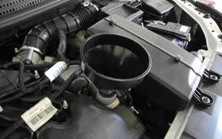 Самостоятельная замена масла в двигателе Лада Веста