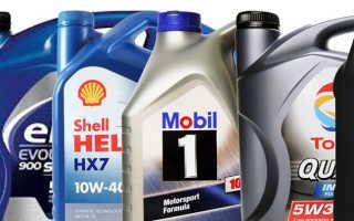 Как правильно выбрать масло для машины?