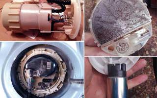 Замена топливного фильтра Лада Веста. Ревизия модуля топливного насоса