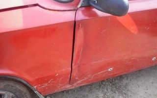 Замена филенки (панели) двери ВАЗ 2101