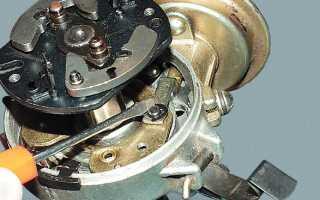 ВАЗ 2109: ремонт трамблера своими руками