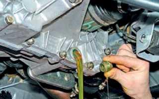 ВАЗ 2114: характерные проблемы коробки передач