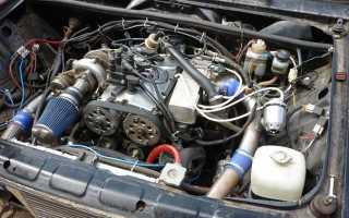 ВАЗ 2106: тюнинг и доработки двигателей