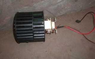 ВАЗ 2108: устройство и замена мотора отопителя