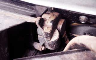 Замена моторедуктора печки Лада Приора своими руками
