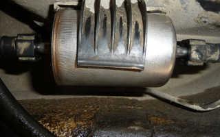 Пошаговая инструкция: Как заменить топливный фильтр Лада Гранта?