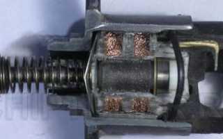 ВАЗ 2109: неисправности и ремонт датчика холостого хода