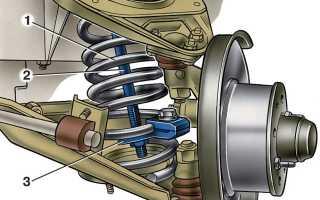 Передняя и задняя подвеска на ВАЗ 2107: особенности и ремонт