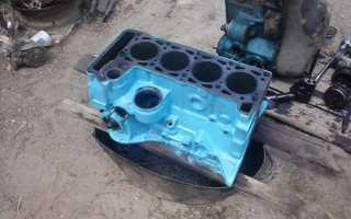 Начинаем делать капитальный ремонт двигателя ВАЗ классики