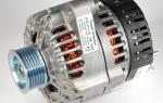 Как снять генератор на ВАЗ 2114?