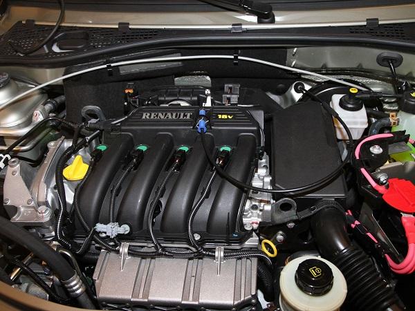 Мотор Renault-Nissan