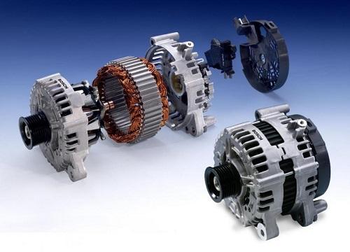 Разборка генератора ВАЗ 2110