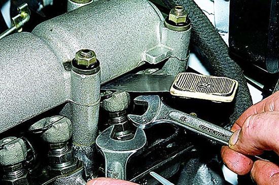 Регулировка клапанов ВАЗ 2101 своими руками