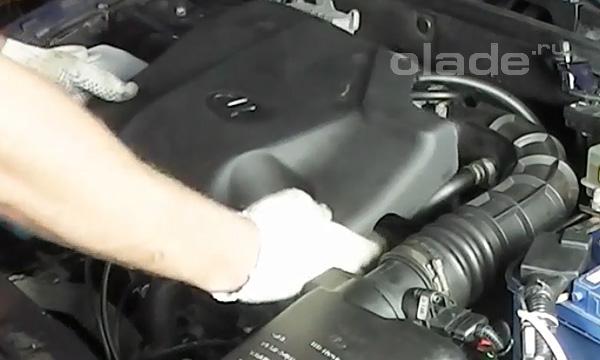 Защита двигателя Лада Калина