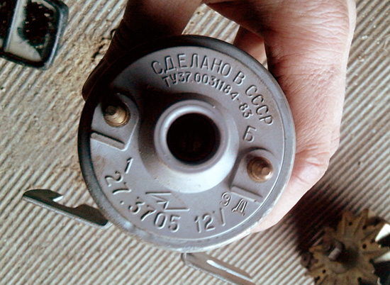 Катушка зажигания типа 27.3705