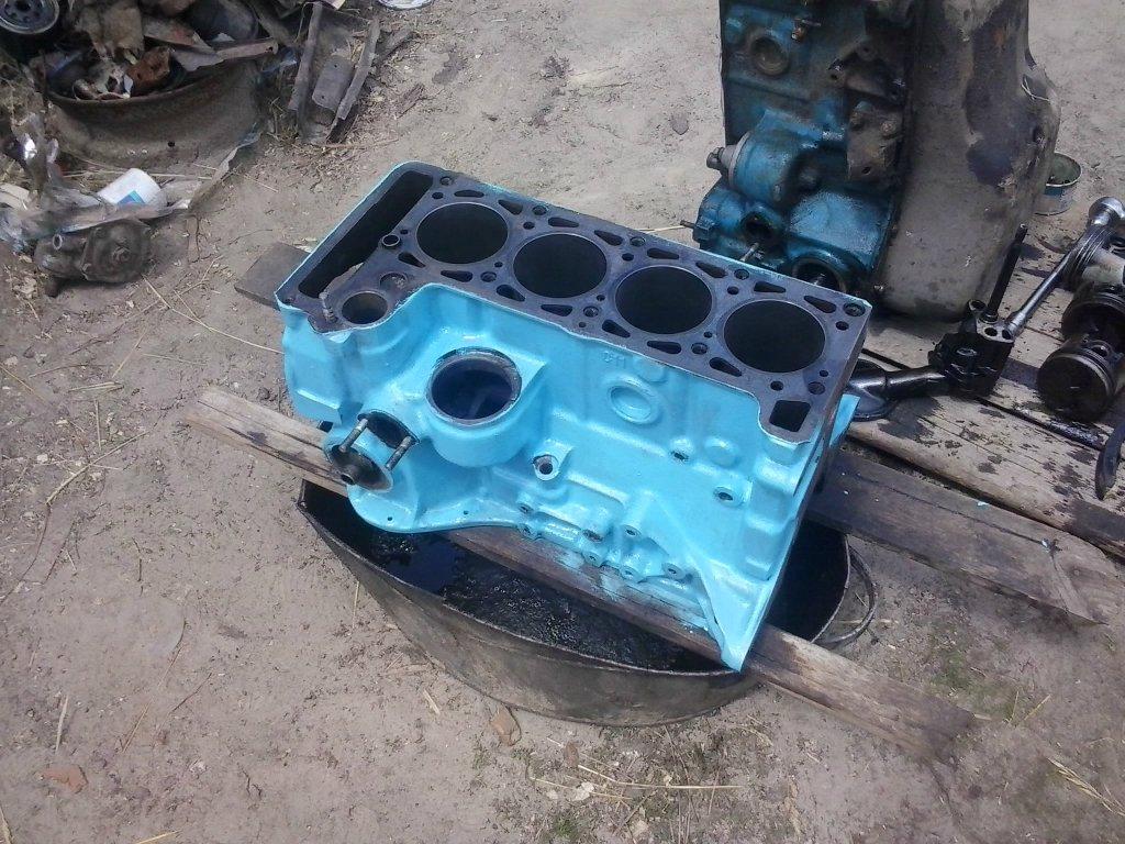 Капитальный ремонт двигателя ВАЗ
