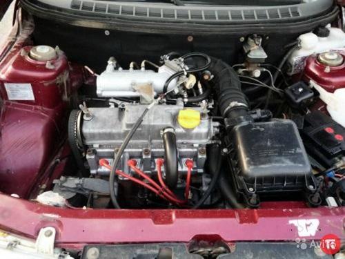 Двигатель инжектор ВАЗ 2110