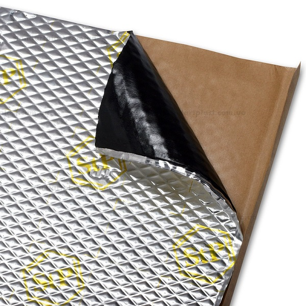 Шумопоглащающий материал (вибропласт)