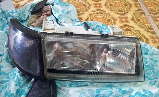 Установка ксенона на ВАЗ 2110 в домашних условиях — инструкция + фотоотчет