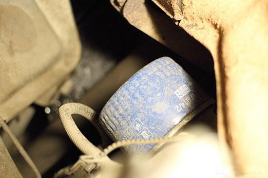 Как заменить моторное масло Lada Priora