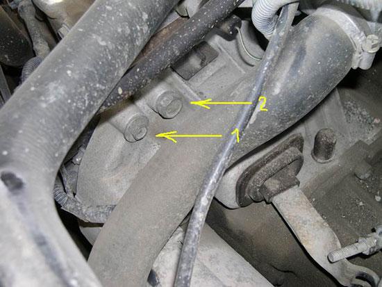Замена сцепление ВАЗ 2110 не снмая КПП